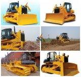 Bosque de movimiento de tierras excavadora bulldozer sobre orugas para la venta China de la niveladora