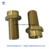 Латунь частей CNC OEM подвергая механической обработке/Meltal/алюминиевый фольклорный тип оборудование
