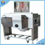 De industriële Tilapia van het Roestvrij staal Automatische Machine van de Filet van Vissen, de Machine van de Filet Samon