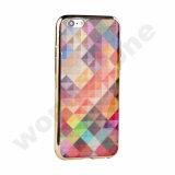 iPhone 7을%s 고품질 두 배 IMD TPU 전화 덮개