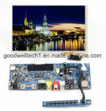 8 LCD van het Frame van de duim Open Module