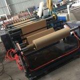 シートの十字の打抜き機へのコンピュータ化された印刷されたクラフト紙ロール