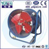 Ventilador móvel axial do ventilador