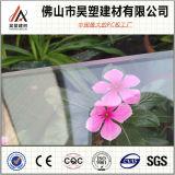 Foshan China 10 Jaar van Waarborg 8mm Transparant van het Polycarbonaat Stevig van het Blad Waterdicht PC- Blad