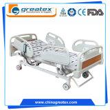 중앙 브레이크 (GT-BE1001)를 가진 병원을%s 3 기능 간호 침대