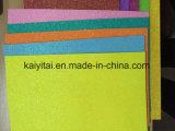 Folha colorida de EVA do Glitter da folha da espuma de EVA