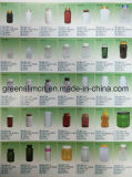 Capsule e bottiglie dell'OEM con il contrassegno privato, il marchio e la marca