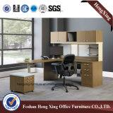現代オフィス用家具デザイン金属表のオフィスの管理の机(HX-5DE186)