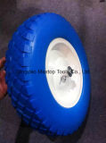 중국 Maxtop 공장 PU 거품 바퀴
