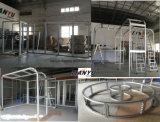 De nieuwe Cabine van de Tentoonstelling van de Tribune van het Aluminium van de manier Draagbare