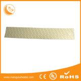 Placa quente de cozimento elétrica térmica elevada de borracha de silicone de Effocoency 2000W