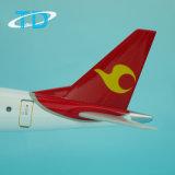 Плоскость Embraer смолаы авиакомпаний Erj-190 Tianjin модельная