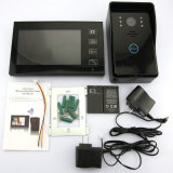 Video campanello di vendita del video telefono senza fili caldo del portello con lo schermo di tocco 1vs1