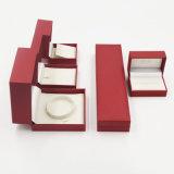 Rectángulo de joyería pendiente de la joyería de la pulsera del anillo con grabar (J98-EX)