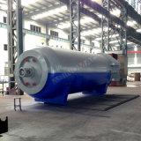 ASME 증명서 (SN-BGF2550)를 가진 2500X5000mm 박판으로 만들어진 유리 오토클레이브