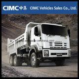 Isuzu 4X2 350HP 덤프 트럭 팁 주는 사람 트럭