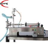 Sola máquina de rellenar líquida principal horizontal 100ml (G1WY)