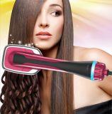 Новый фен для волос и Styler Fasiz одношаговый с щеткой раскручивателя