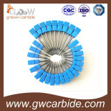 Торцевая фреза носа шарика машины CNC HRC45 режа все типы