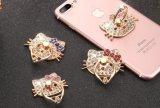 다이아몬드 Bling 보편적인 패드 전화 홀더 반지 360 대