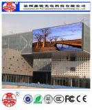El panel de visualización ligero impermeable al aire libre a todo color de calidad superior de LED del alquiler de P6 SMD