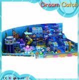 販売のための商業使用された子供の柔らかい屋内運動場公園