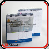 Cmyk Printing Offset Paper Adverting Gift Table Calendar