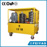 Feiyao 상표 PLC 다중 상승 점 유압 동시 드는 시스템