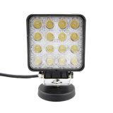 4.5 pulgadas - alta luz del trabajo de los lúmenes 3500lm 48W LED