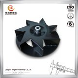 China Grey Iron Foundry OEM Iron Sand Casting Wheel Pulley