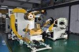 NC 자동 귀환 제어 장치 지류를 가진 자동화 기계 직선기 및 이동 기계와 압박 선에 있는 Uncoiler 사용