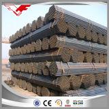 Tubulação de ferro preto de aço de carbono/tubulação de aço da programação 40/tubulação de aço soldada