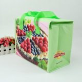 Saco mais fresco isolado impressão da fruta da alta qualidade