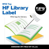 UHFbibliotheks-Marke Monza 5 für Buch-Management