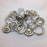 Кнопка кнопки кольца мира самая большая для вспомогательного оборудования одежды