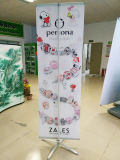 Tamanho gráfico 60 * 180 X Shape Base Banner Stand (YD-BX-3)
