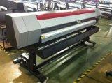 印刷を広告するための3.2mの二重Dx5ヘッドEcoの支払能力があるプリンター