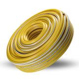 PVC 고압 공기 호스 Ks-16hg 황색