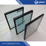 Tempered Inferior-e claro de 8m m/endureció el vidrio aislado para la ventana