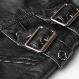 I più nuovi uomini punk di autunno di rave K-301 dimagriscono i pantaloni di cuoio di caccia