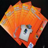 Papier de transfert thermique de DIY pour le T-shirt