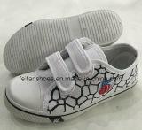 Ботинки холстины самой последней конструкции волшебные Low-Cut для малышей (FF924-11)