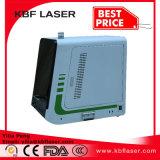 Máquina do marcador do laser da fibra de China da alta qualidade do mais baixo preço