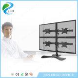 Diseño de Jeo para la canalización vertical ajustable moderna del montaje del monitor de los muebles de oficinas Ys-MP340SL
