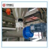 Mezcla caliente del depurador mojado planta de mezcla del asfalto de 80 t/h con alto rendimiento