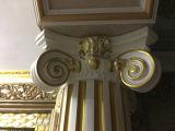 Décoration Hn-8806 d'unité centrale romaine Ceiong de fléau/pilier de polyuréthane