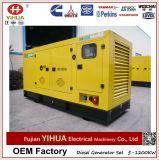 groupe électrogène diesel électrique silencieux de 100kw/125kVA Weifang Ricardo (10-250kw/12.5-312.5kVA)
