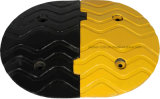 優れた品質の丈夫な材料耐久性のあるゴム製のロードスピードハンプ