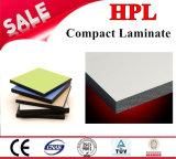 Scheda della mobilia di HPL/laminato laminati del compatto