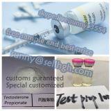 Propionate de testostérone de poudre d'hormone de stéroïdes anabolisant de construction de muscle
